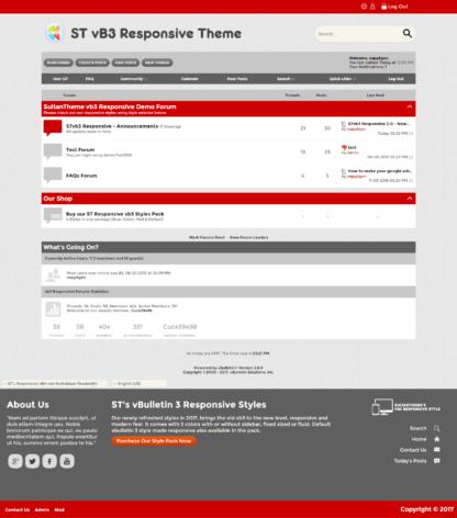 FireShot Capture 3 vb3 Responsive Forums3 416x472 - ST vb3 Responsive