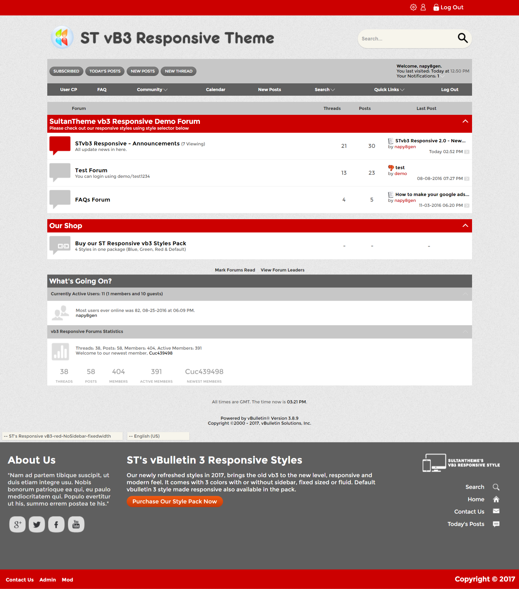 FireShot Capture 3 vb3 Responsive Forums3 - ST vb3 Responsive