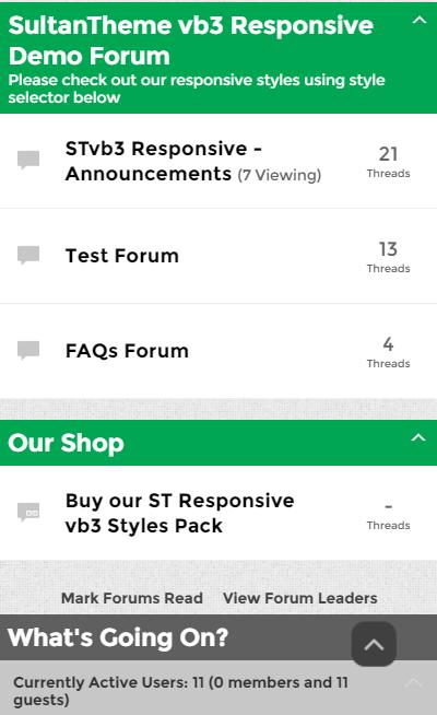 FireShot Capture 8 vb3 Responsive Forums6 - ST vb3 Responsive