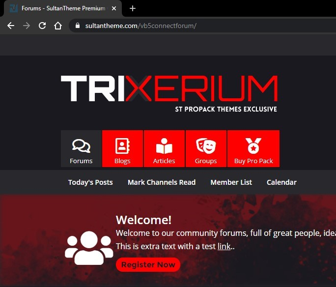 SharedScreenshot 3 - Trixerium Updated
