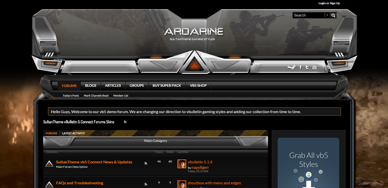 ardarine - Ardarine vb5 released