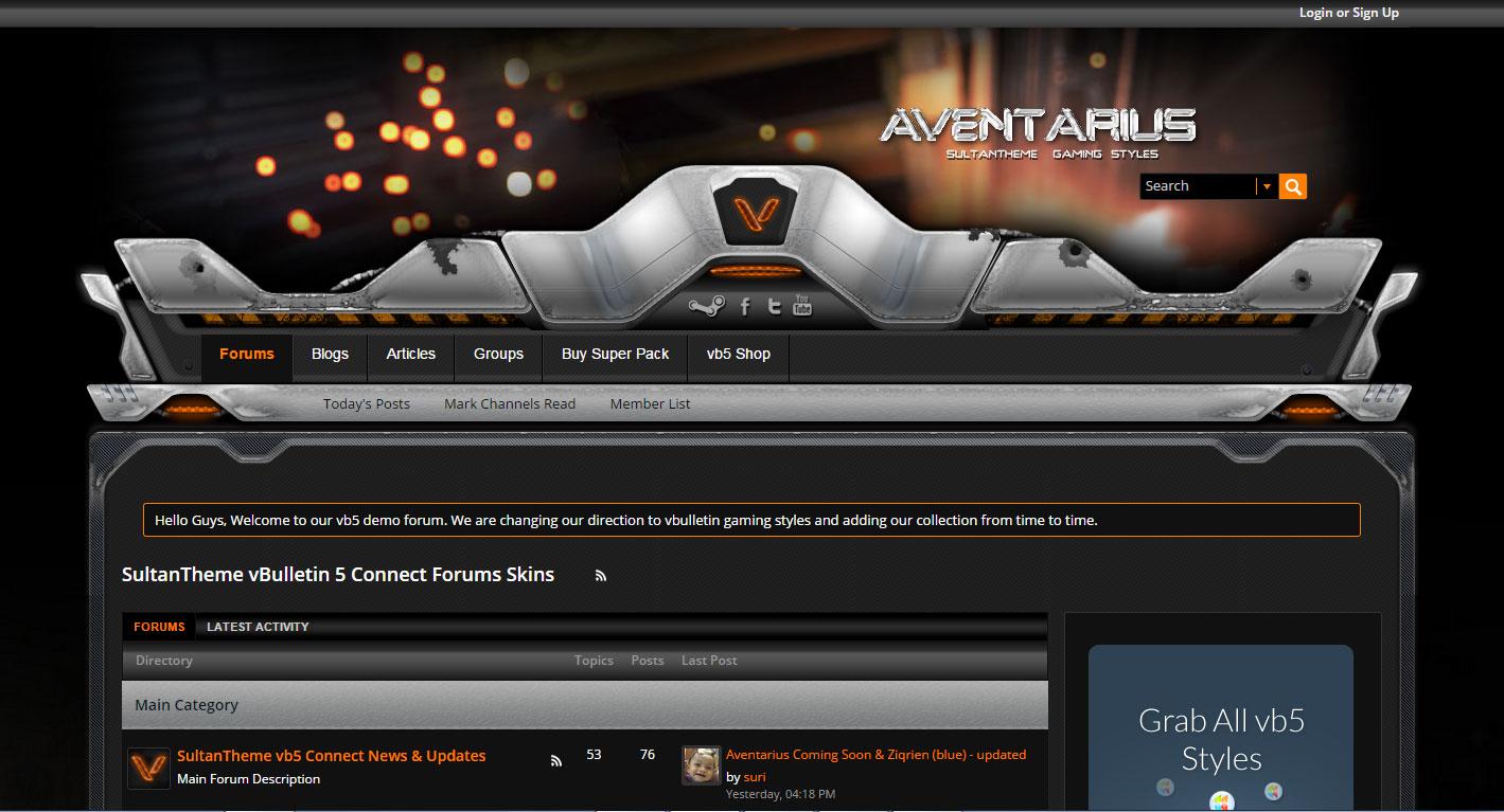 aventarius - Aventarius vb5 released