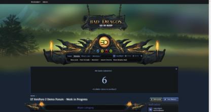 bad dragon1 blue 416x222 - Bad Dragon xf2