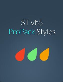boxes vb5 ProPack 1 - ST vB5 Pro Pack