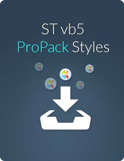 boxes vb5 ProPack - St vb5 Pro Pack Released