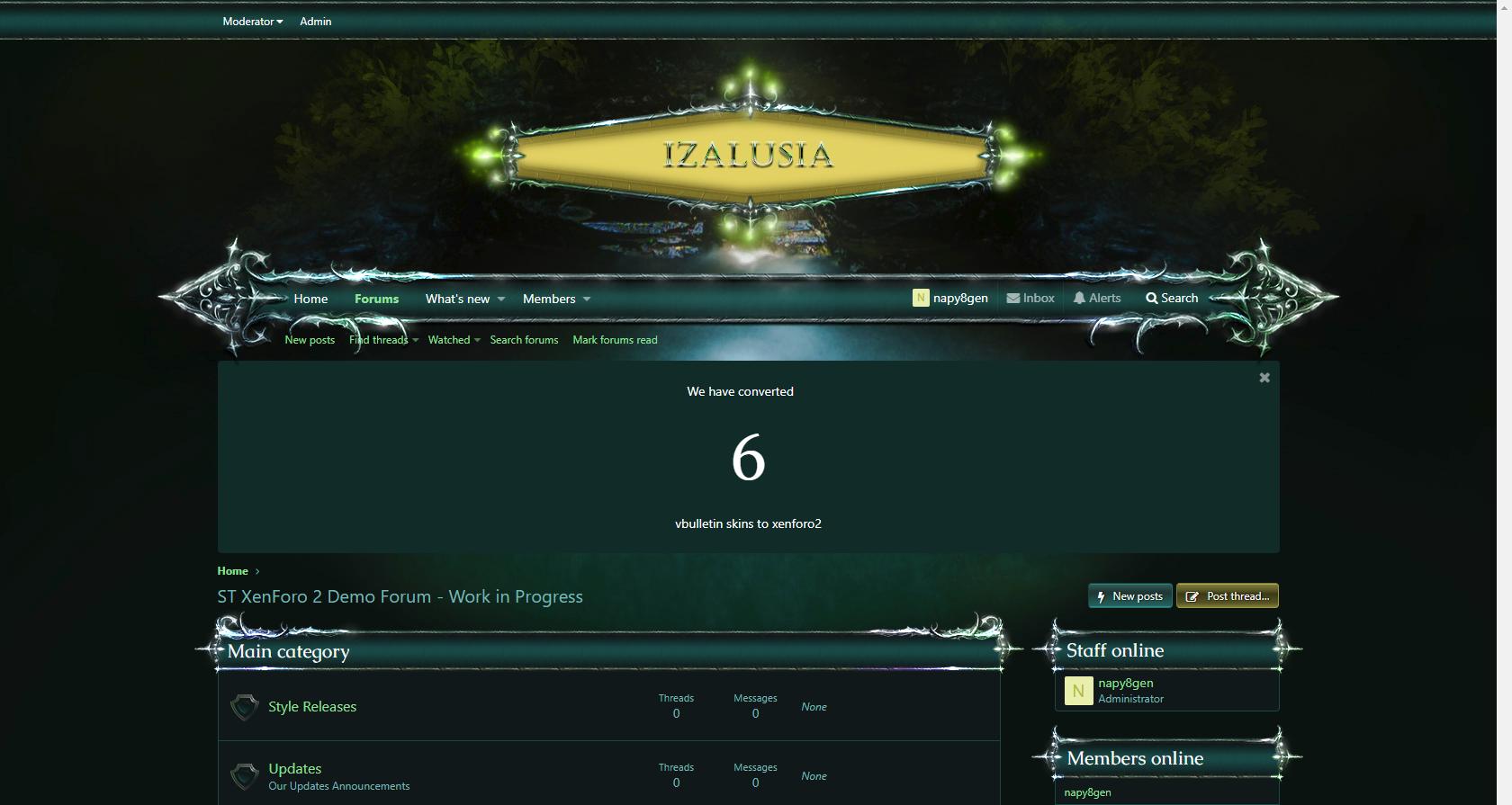 izalusia - Izalusia xf2