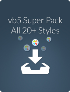 superpack vb5 230x300 - New sultantheme.com and new super pack