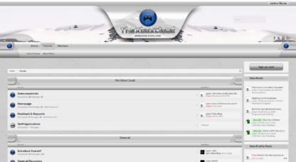 thexboxcloud.com forums  416x228 - Customise Color