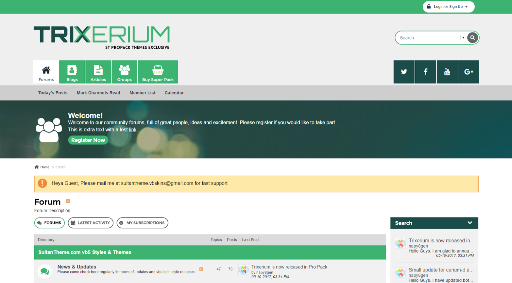 trixerium3 2 - Trixerium Updated